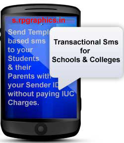 trasactional sms
